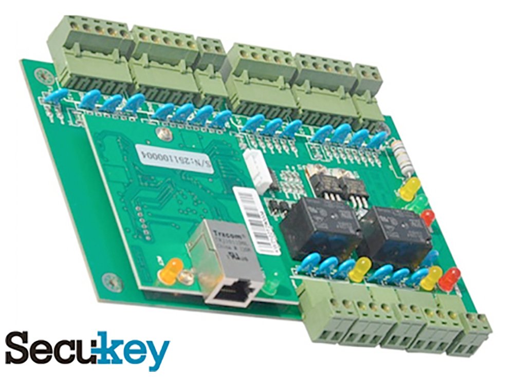 Secukey C2 Two-Door TCP/IP Controller Image