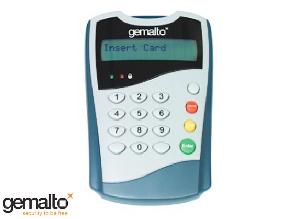 GEMALTO PC PIN PAD DRIVERS UPDATE