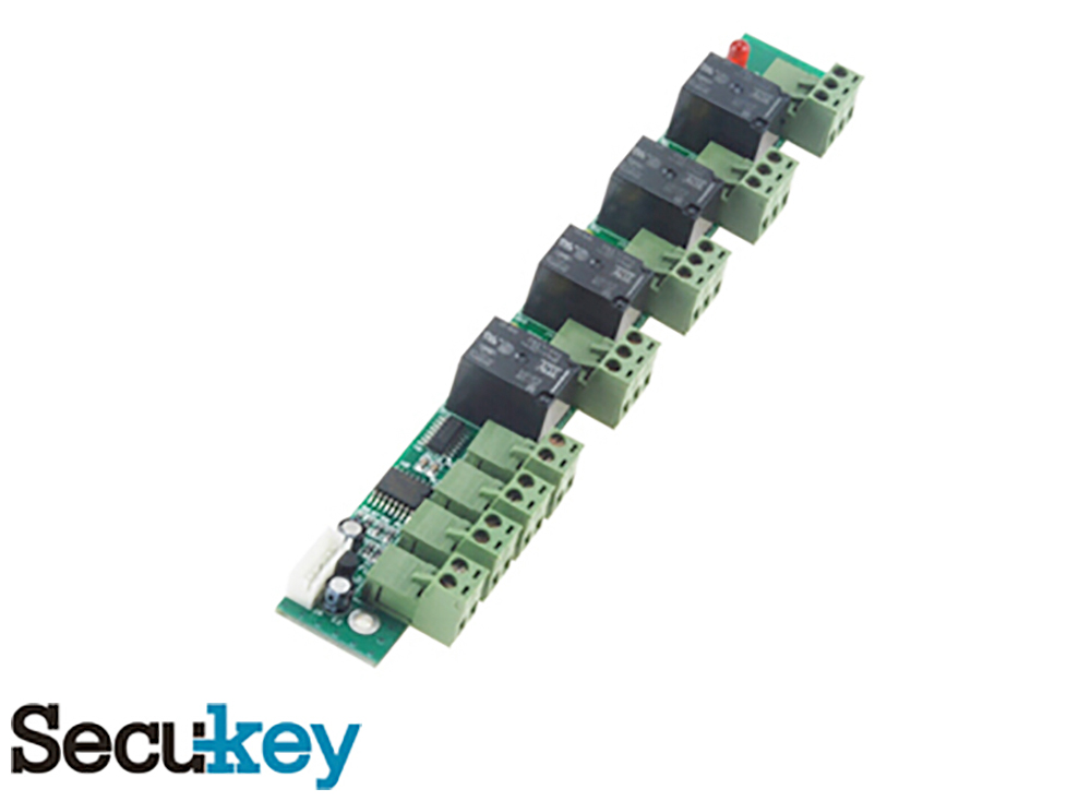 Secukey CA001 Extended Function I/O Board Image