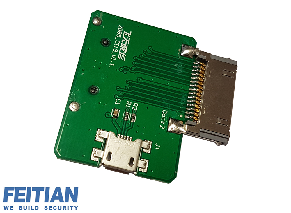 Feitian IR301 Diagnostic Board Image