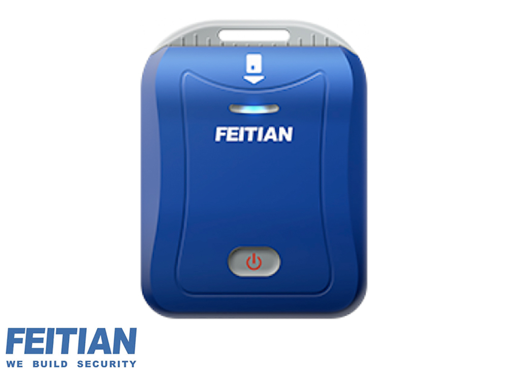 Feitian BR301 Bluetooth Reader (C18) Image